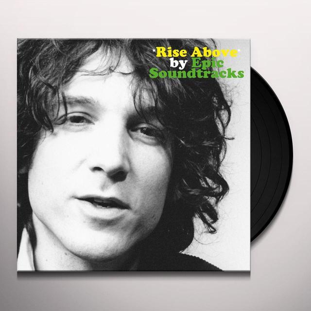 Epic Soundtracks RISE ABOVE Vinyl Record
