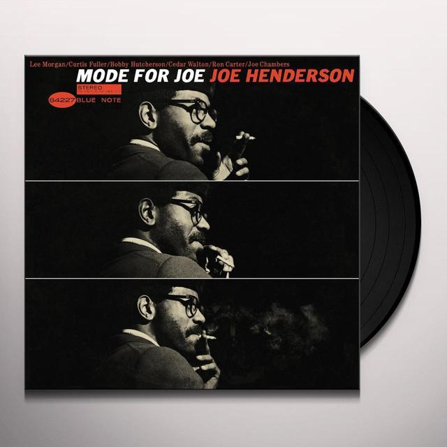 Joe Henderson MODE FOR JOE Vinyl Record - Gatefold Sleeve, Limited Edition, 180 Gram Pressing, Remastered