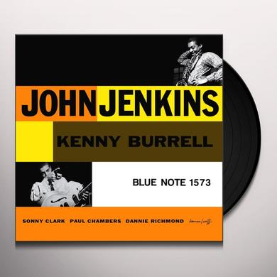 John Jenkins & Kenny Burrel JOHN JENKINS WITH KENNY BURRELL Vinyl Record