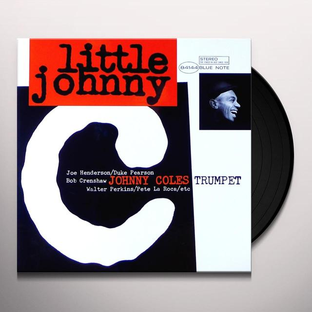 Johnny Coles LITTLE JOHNNY C Vinyl Record - Gatefold Sleeve, Limited Edition, 180 Gram Pressing, Remastered