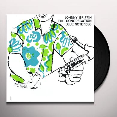 Griffin CONGREGATION (STEREO) Vinyl Record - Gatefold Sleeve, Limited Edition, 180 Gram Pressing, Remastered