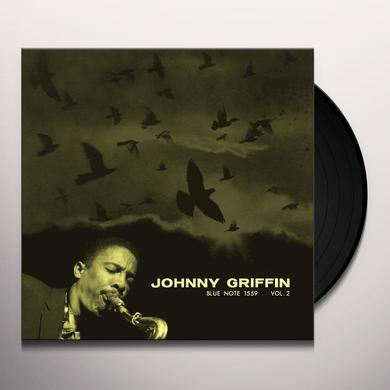 Johnny Griffin VOL 2 BLOWIN' SESSION Vinyl Record