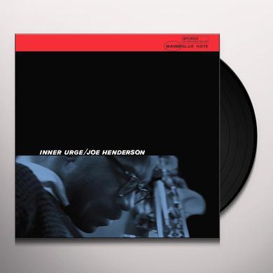 Joe Henderson INNER URGE Vinyl Record - Gatefold Sleeve, Limited Edition, 180 Gram Pressing, Remastered