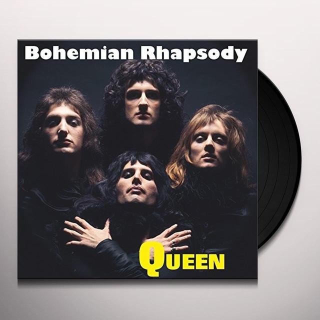 Queen BOHEMIAN RHAPSODY Vinyl Record - Holland Release