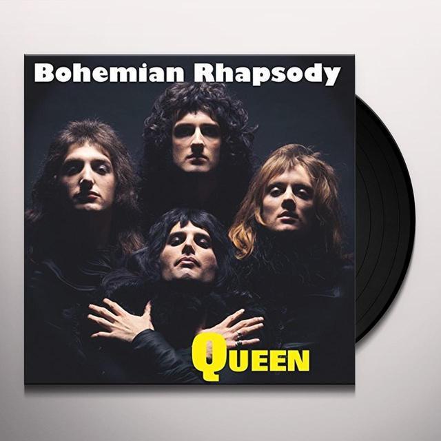 Queen BOHEMIAN RHAPSODY Vinyl Record - Holland Import