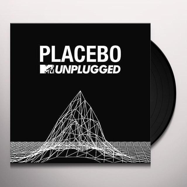 Placebo MTV UNPLUGGED Vinyl Record