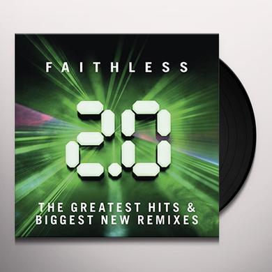 FAITHLESS 2.0 Vinyl Record - UK Import