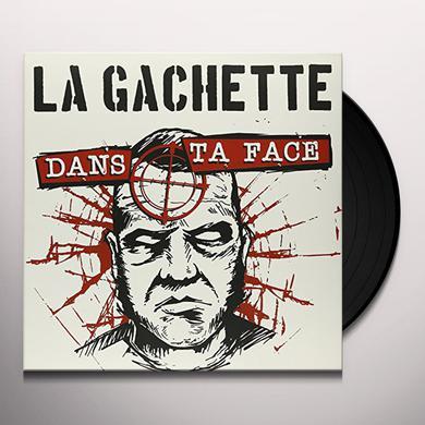 LA GACHETTE DANS TA FACE Vinyl Record