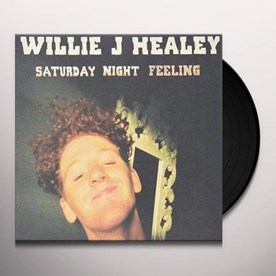 Willie J Healey SATURDAY NIGHT FEELING E.P Vinyl Record - UK Import