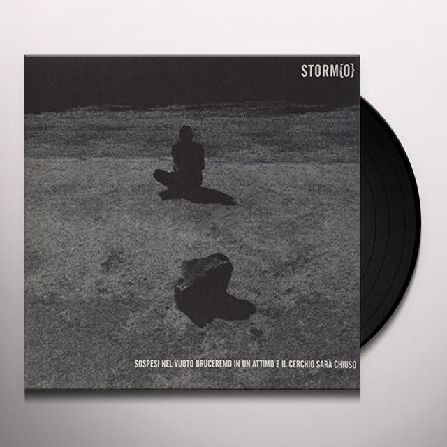 STORM O SOSPESI NEL VUOTO BRUCEREMO IN UN ATTIMO Vinyl Record - Italy Import