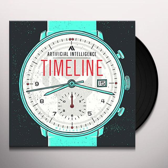 Artificial Intelligence TIMELINE Vinyl Record - Canada Import