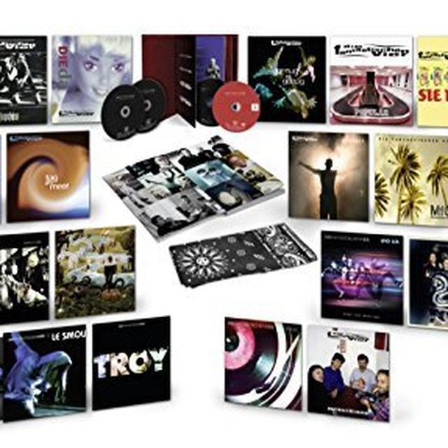 Fantastischen Vier VIER UND JETZT (BEST OF 1990-2015) Vinyl Record