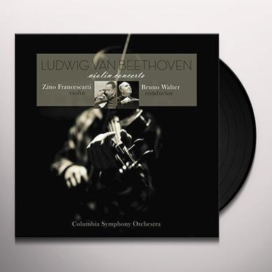 Beethoven Ludwig van VIOLIN CONCERTO Vinyl Record - 180 Gram Pressing, Holland Import