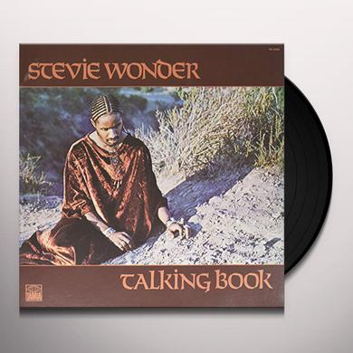 Stevie Wonder TALKING BOOK (SUPERSTITION) Vinyl Record