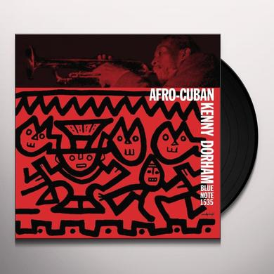 Kenny Dorham AFRO-CUBAN Vinyl Record - Gatefold Sleeve, Limited Edition, 180 Gram Pressing, Remastered