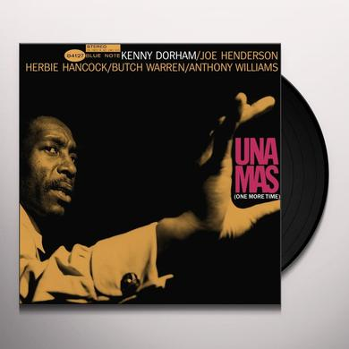 Kenny Dorham UNA MAS (ONE MORE TIME) (BONUS TRACK) Vinyl Record - Gatefold Sleeve, Limited Edition