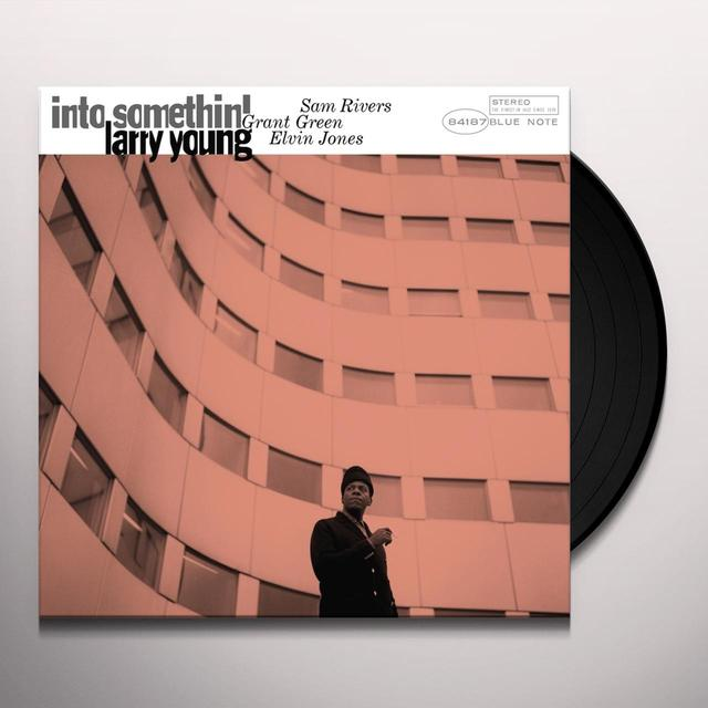 Larry Young INTO SOMETHIN' Vinyl Record - Gatefold Sleeve, Limited Edition, 180 Gram Pressing, Remastered