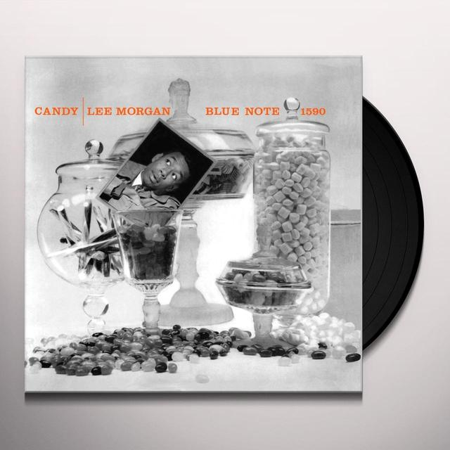 Lee Morgan CANDY Vinyl Record - Gatefold Sleeve, Limited Edition, 180 Gram Pressing, Remastered