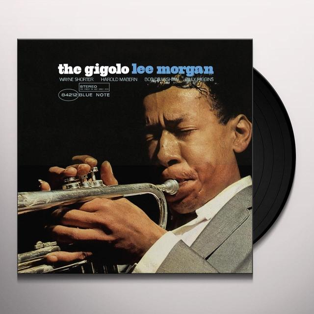 Lee Morgan GIGOLO Vinyl Record - Gatefold Sleeve, Limited Edition, 180 Gram Pressing, Remastered