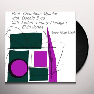 PAUL CHAMBERS QUINTET Vinyl Record - Gatefold Sleeve, Limited Edition, 180 Gram Pressing, Remastered