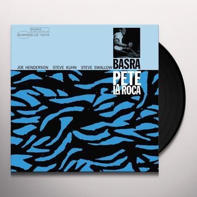 Pete La Roca BASRA Vinyl Record - Gatefold Sleeve, Limited Edition, 180 Gram Pressing, Remastered