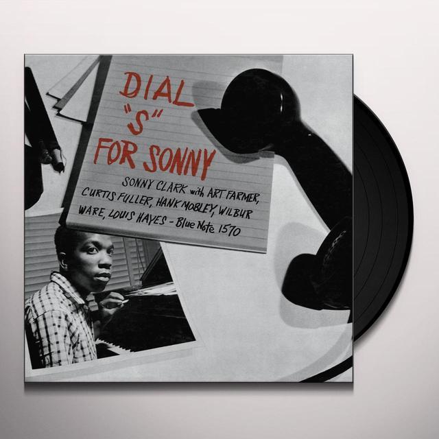 Sonny Clark DIAL S FOR SONNY Vinyl Record