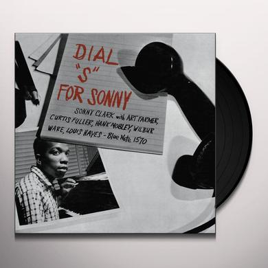 Sonny Clark DIAL S FOR SONNY Vinyl Record - Gatefold Sleeve, Limited Edition, 180 Gram Pressing, Remastered, Mono
