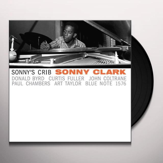 Sonny Clark SONNY'S CRIB Vinyl Record - Gatefold Sleeve, Limited Edition, 180 Gram Pressing, Remastered