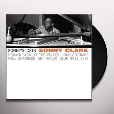 Sonny Clark SONNY'S CRIB Vinyl Record - Gatefold Sleeve, Limited Edition, 180 Gram Pressing, Remastered