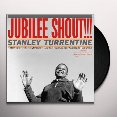 Stanley Turrentine JUBILEE SHOUT Vinyl Record