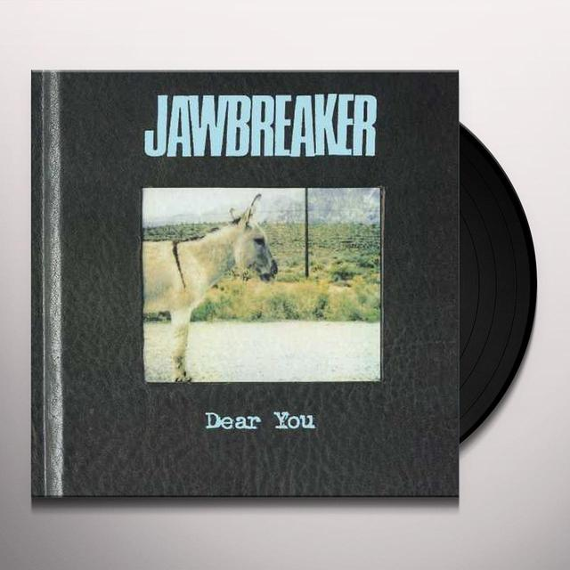 Jawbreaker DEAR YOU Vinyl Record