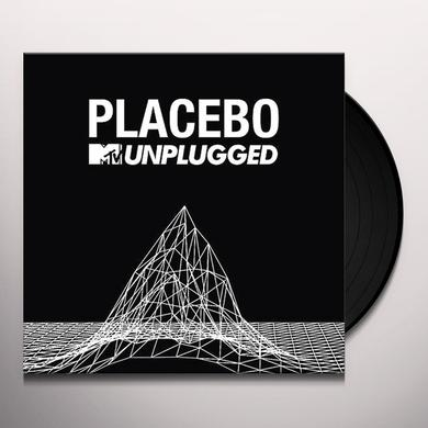 Placebo MTV UNPLUGGED Vinyl Record - Limited Edition, Picture Disc