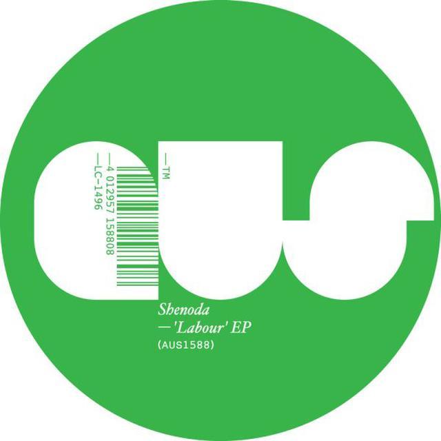 Shenoda LABOUR Vinyl Record