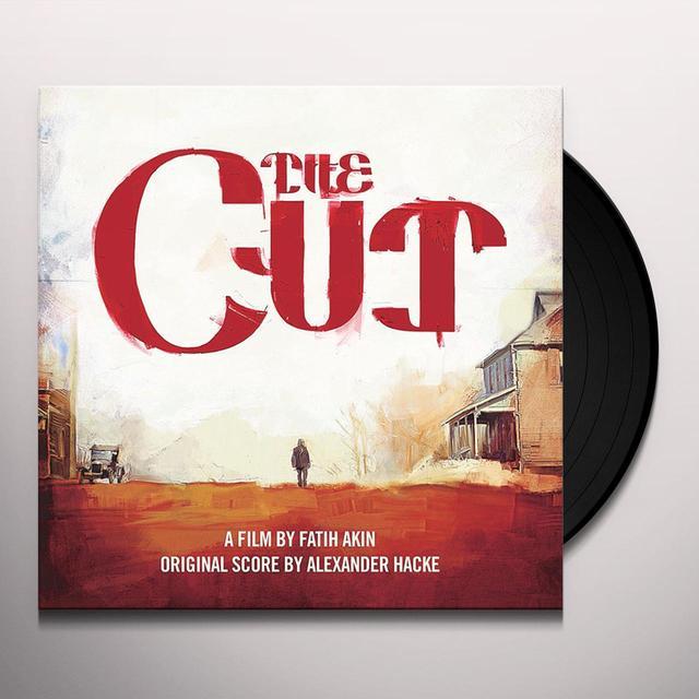 Alexander Hacke CUT / O.S.T. Vinyl Record - w/CD