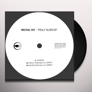 Michal Ho TRULY ALIEN Vinyl Record