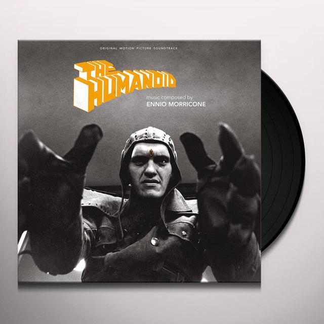 Ennio Morricone HUMANOID (L'UMANOIDE) Vinyl Record