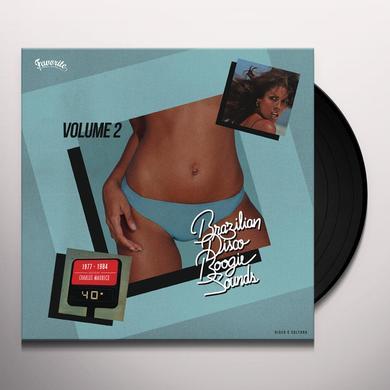 Charles Maurice BRAZILIAN DISCO BOOGIE SOUNDS VOLUME 2, 1977-1984 Vinyl Record