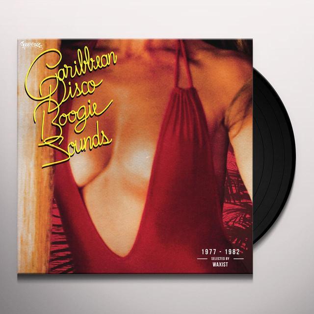 WAXIST CARIBBEAN DISCO BOOGIE SOUNDS 1977-1982: SELECTED Vinyl Record
