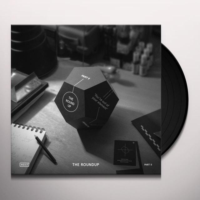 ROUNDUP PART II / VAR Vinyl Record - Bonus Vinyl