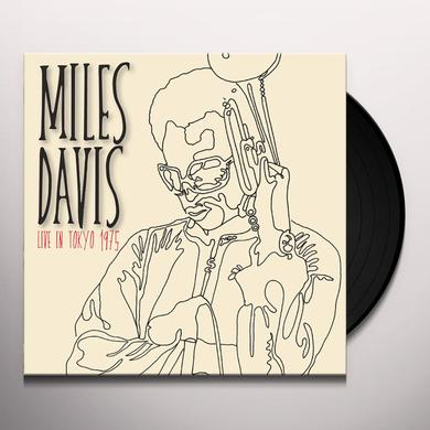 Miles Davis LIVE IN TOKYO 1975 Vinyl Record - 180 Gram Pressing