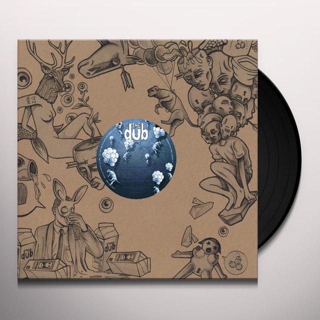 Claudio Coccoluto THEDUB 105 Vinyl Record - 180 Gram Pressing