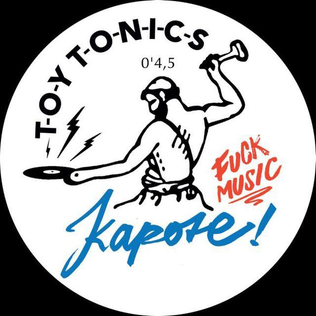 KAPOTE FUCK MUSIC Vinyl Record