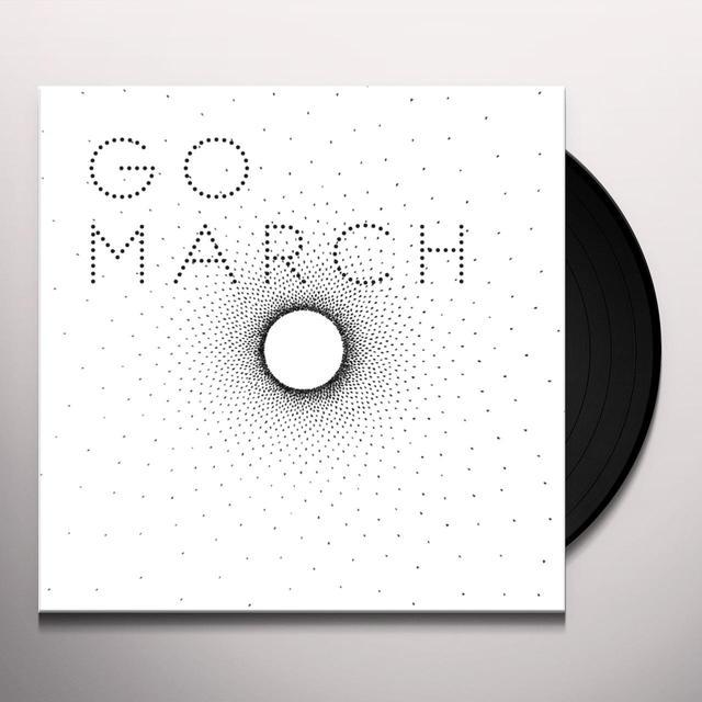 GO MARCH Vinyl Record - w/CD