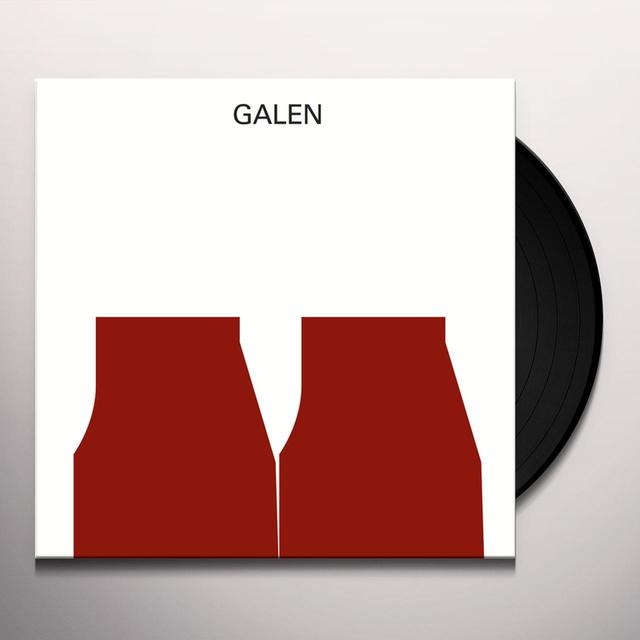 Galen RECORDINGS 1979-1980  (WSV) Vinyl Record - Limited Edition