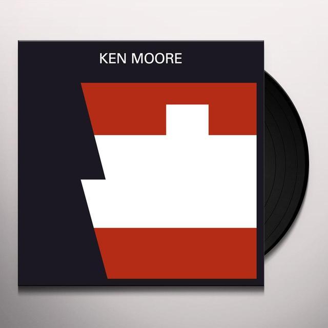 Ken Moore RECORDINGS 1972-1975 Vinyl Record