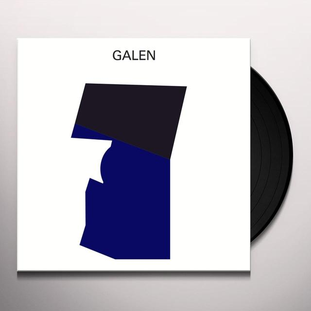 Galen RECORDINGS 1980-1982 Vinyl Record