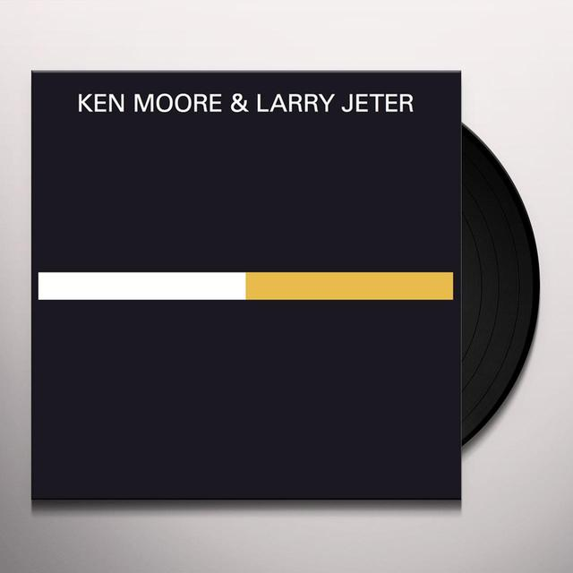 Ken Moore & Larry Jeter RECORDINGS 1972-1975 Vinyl Record