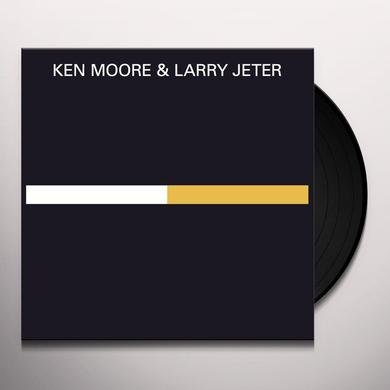 Ken Moore & Larry Jeter RECORDINGS 1972-1975 Vinyl Record - Limited Edition