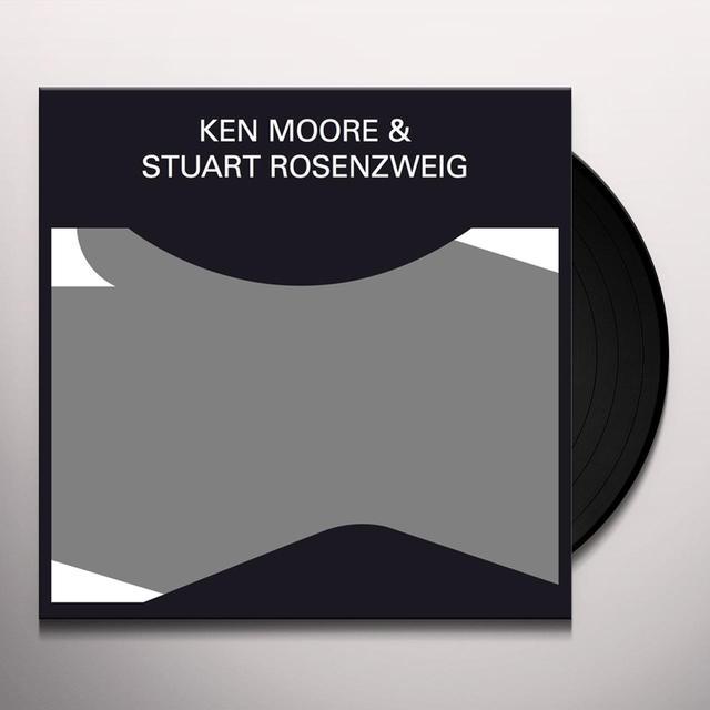 Ken Moore & Stuart Rosenzweig RECORDINGS 1976-1981 Vinyl Record - Limited Edition