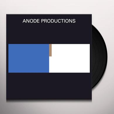 ANODE PRODUCTIONS RECORDINGS 1974-1979 Vinyl Record